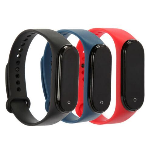 M4 Smart Heart Blood Fitness Tracker