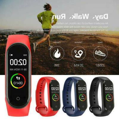 M4 Smart Heart Rate Fitness