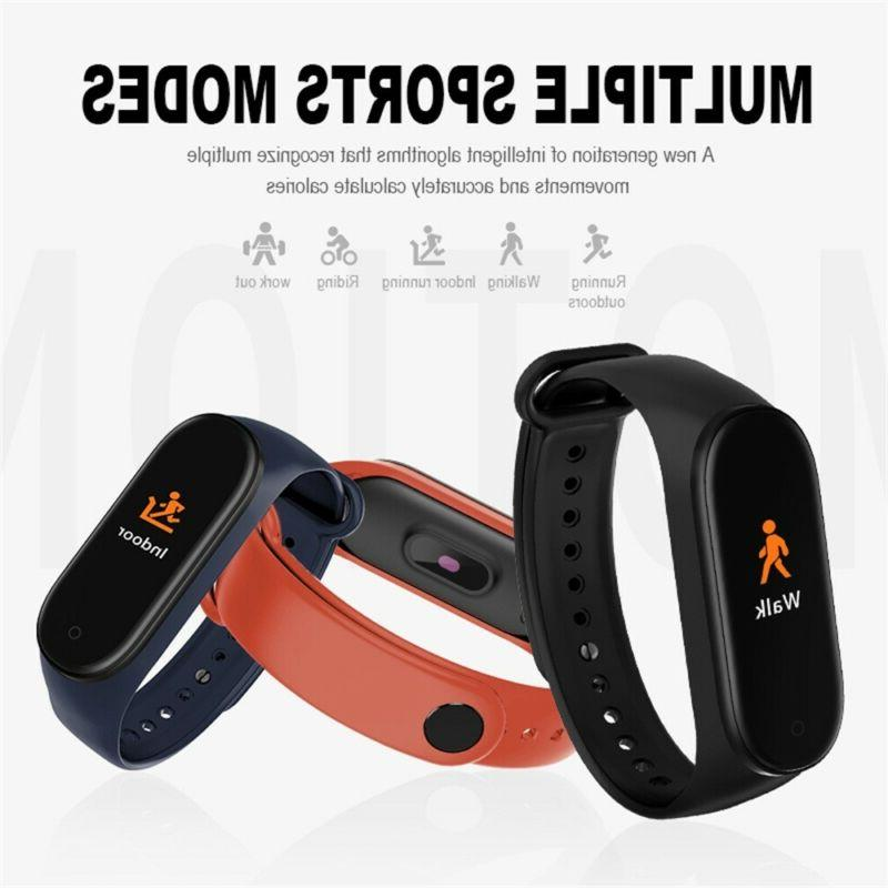 M4 Smart Heart Monitor Tracker Fitness