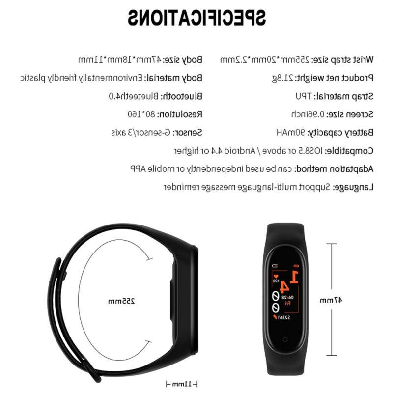 M4 Heart Rate Monitor