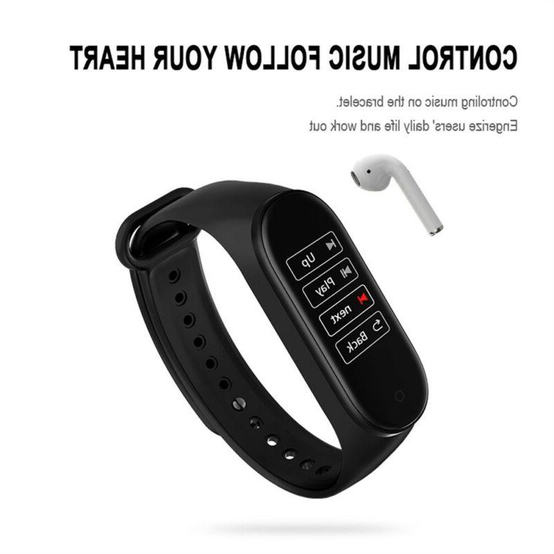 M4 Watch Heart Monitor Tracker Fitness