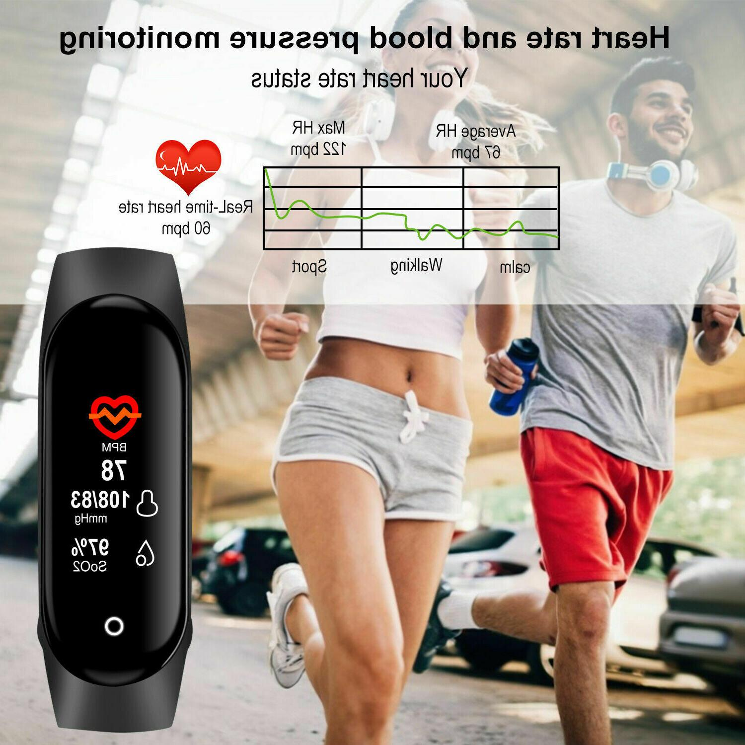 M4 Heart Pressure Monitor Fitness