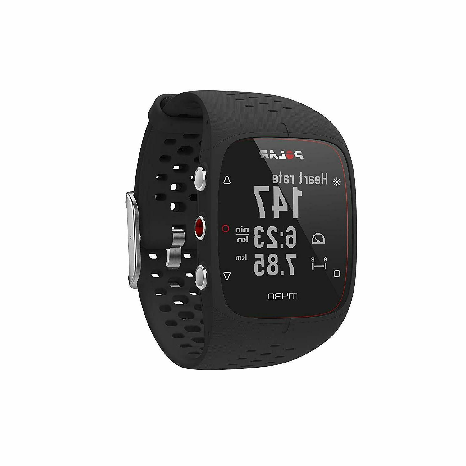 m430 gps advanced running watch with wrist