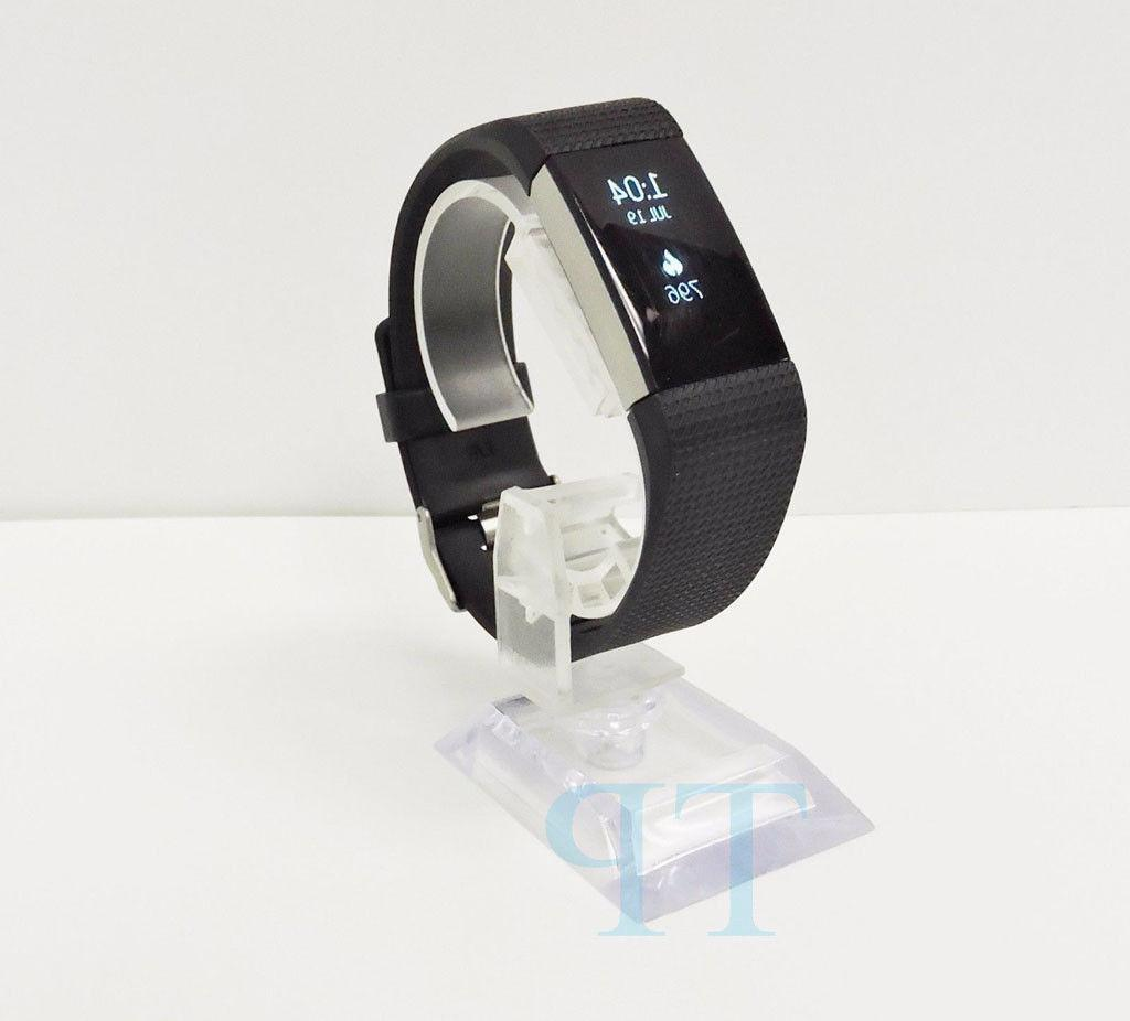 New Fitbit Charge Heart Tracker Black