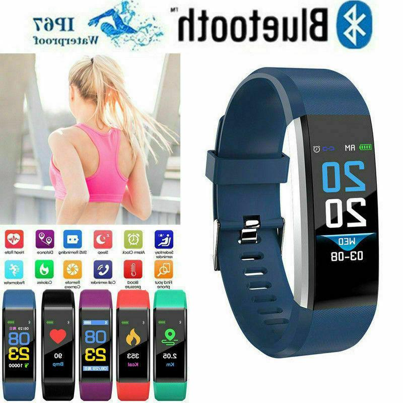 New Style Tracker Waterproof Activity Smart Watch