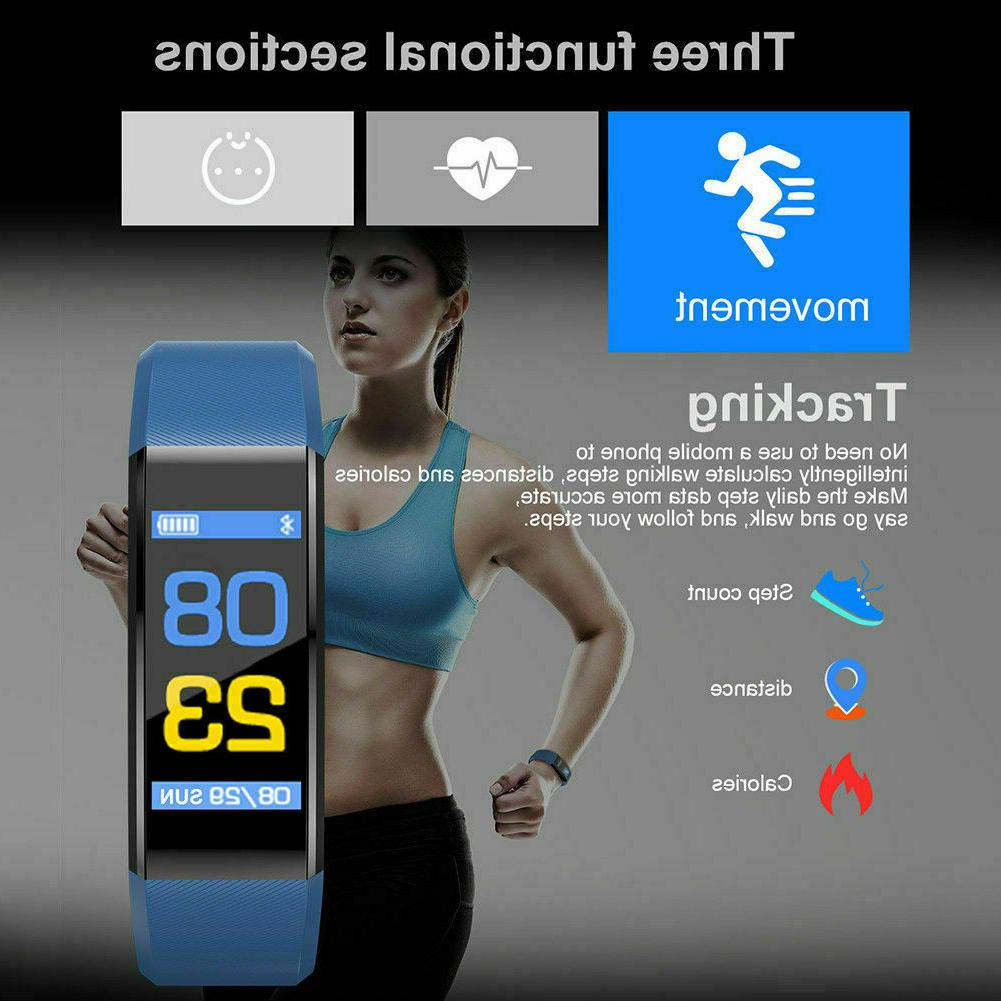 New Style Sports Waterproof Fitness Activity Smart
