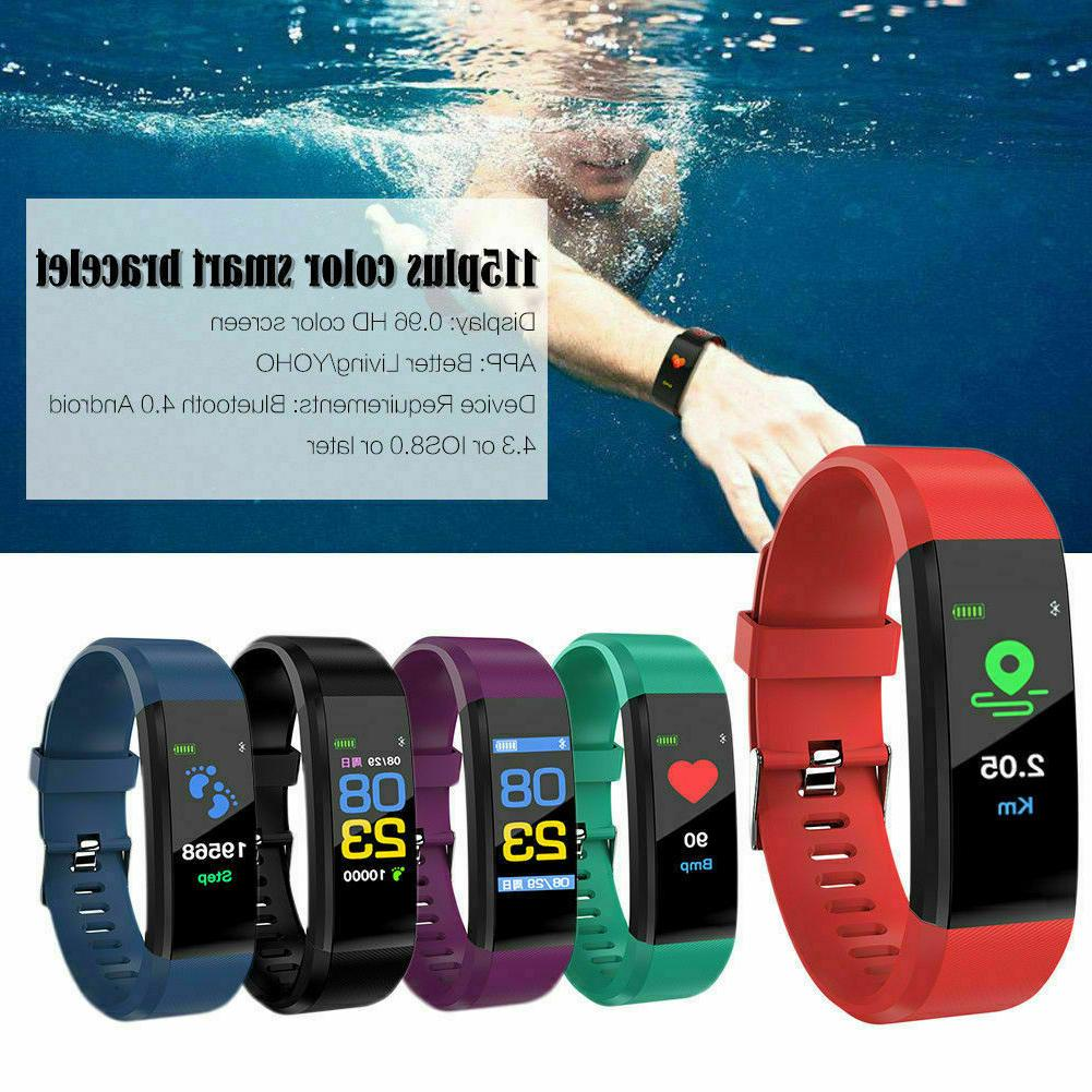 New Style Sports Tracker Waterproof Fitness Smart Watch