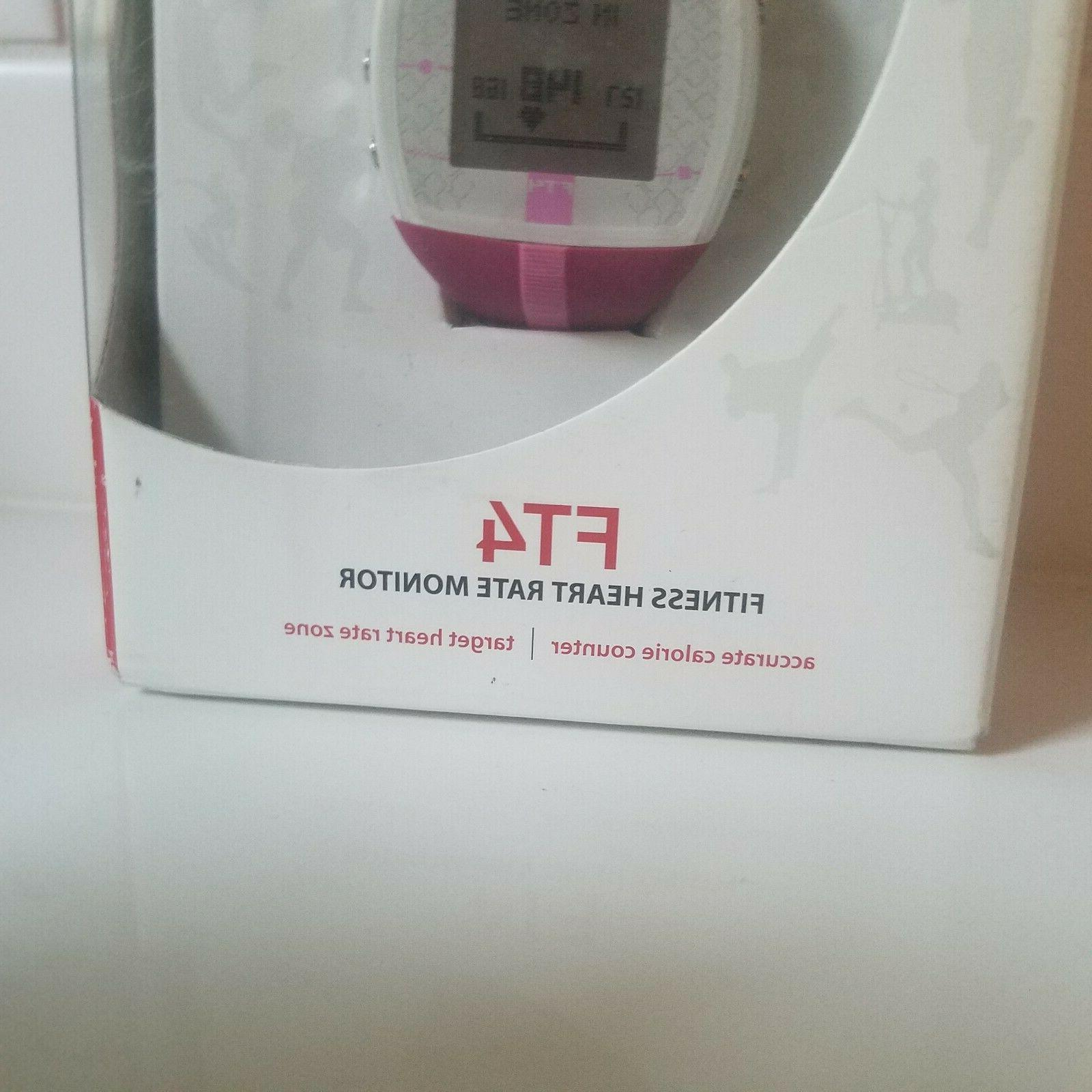 NEW IN BOX FT4 FITNESS MONITOR