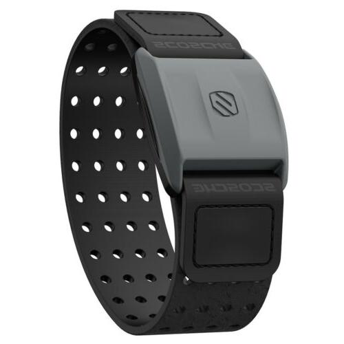 new rhythm heart rate monitor with armband