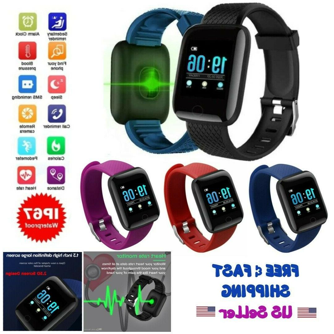 new smart watch blood pressure heart rate