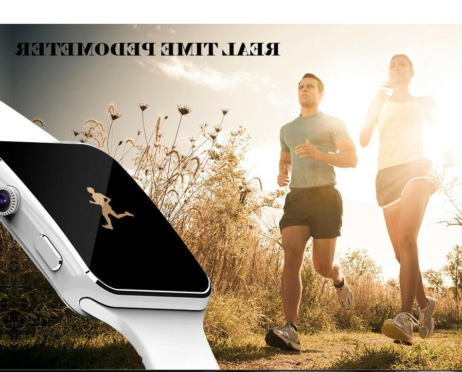 NEW Screen Bluetooth Watch for