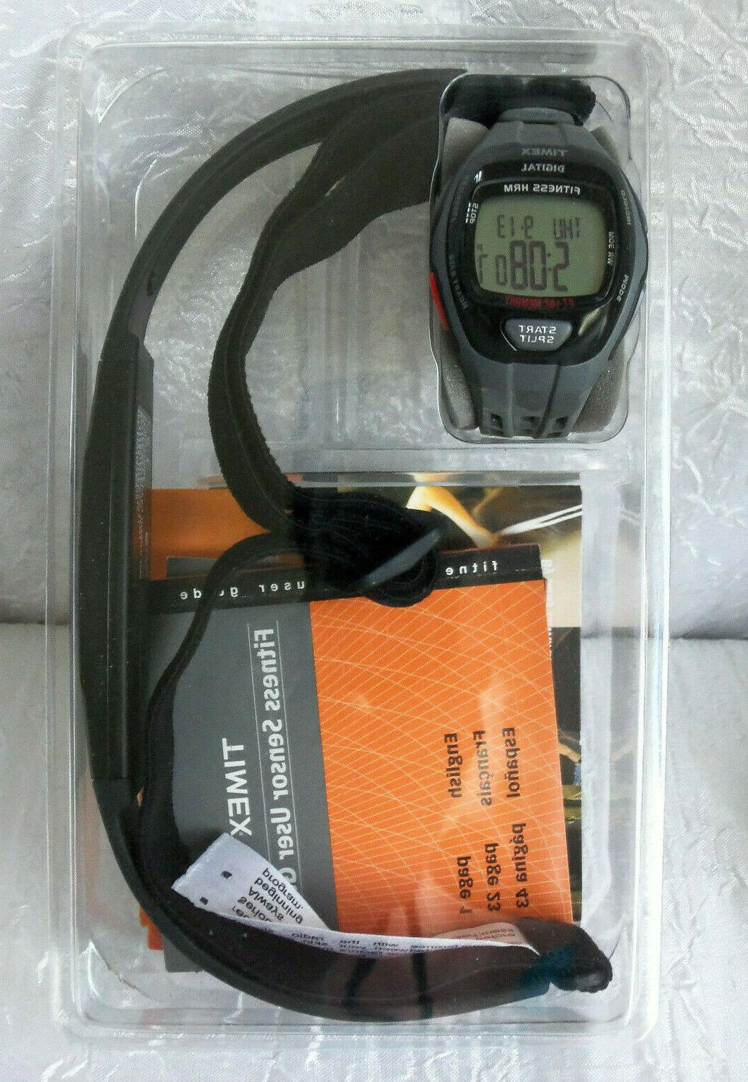 NEW Timex Heart Rate Monitor HEALTH WATCH