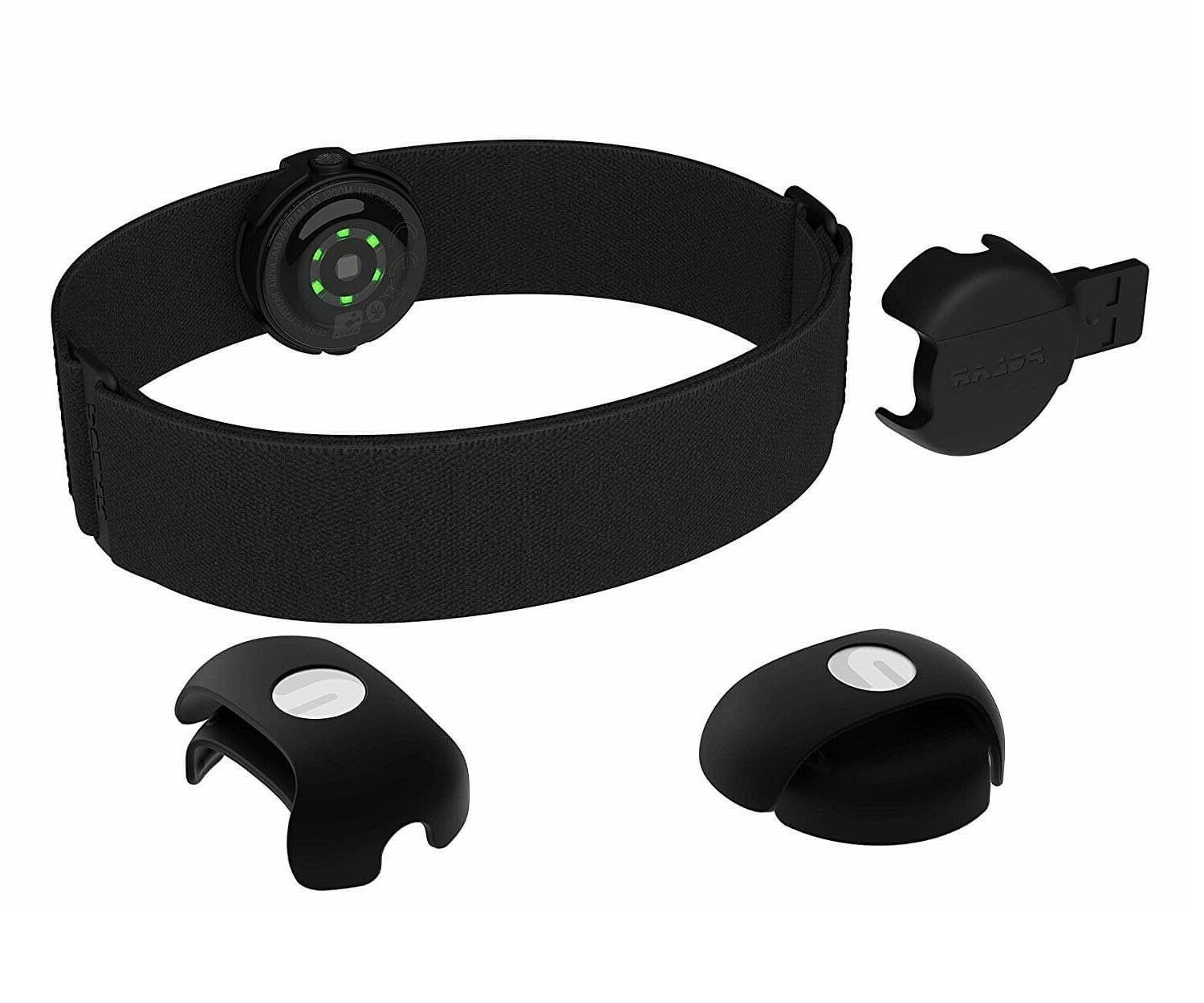 oh1 optical heart rate sensor and arm