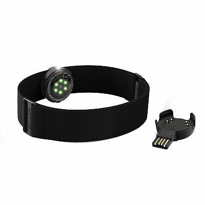 Polar Optical Rate and Strap Black