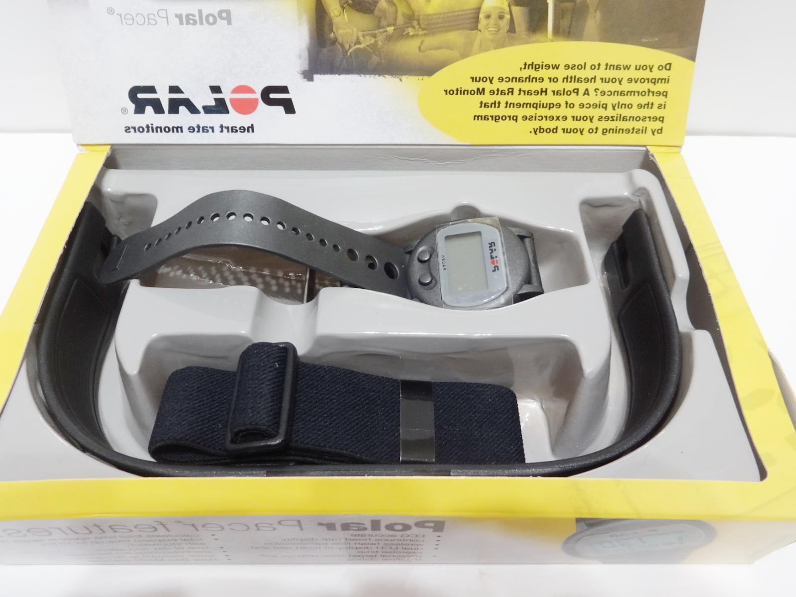 pacer heart rate monitor