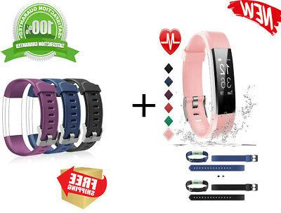 pedometer watch for kids women and men