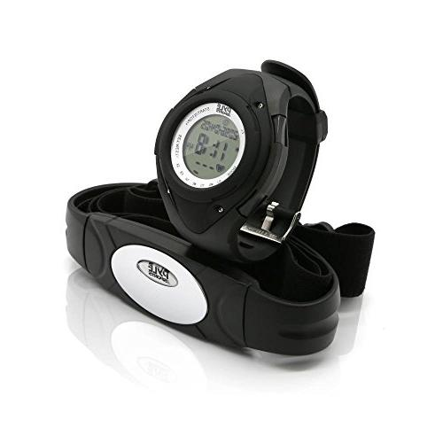 Pyle Fitness Heart Rate Monitor -  Healthy Wristband Sports