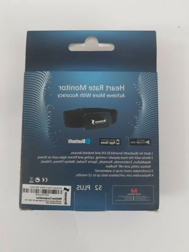 Smarson Portable Bluetooth Heart Rate Monitor iOS