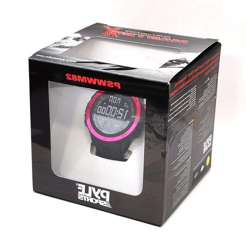 Pyle Digital Sports with Altimeter/Barometer/Chronograph/Compass and Forecast