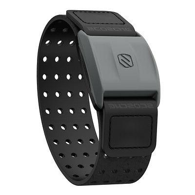 Scosche RHYTHM 1.9 Armband Heart Rate Monitor Black