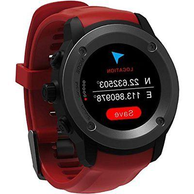 running gps units watch heart rate monitor