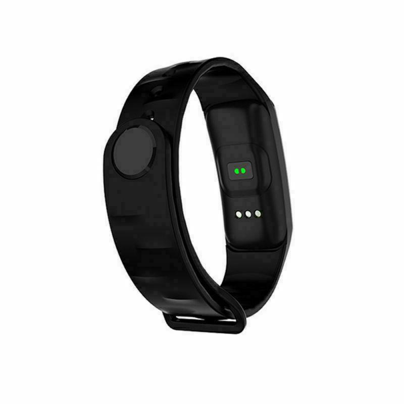 Smart Band Wristband Tracker Pressure HeartRate