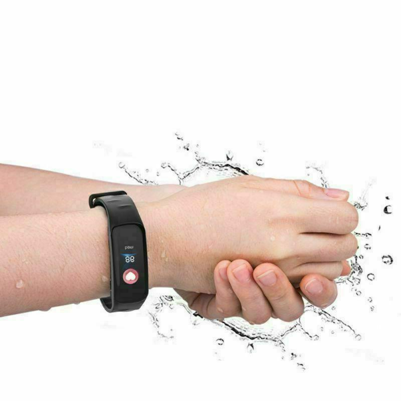 Smart Bracelet Wristband Pressure HeartRate