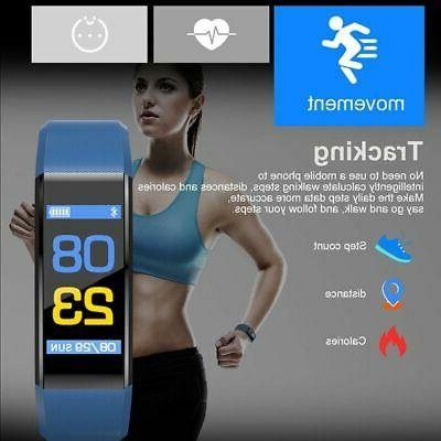 Smart Watch Wristband Pressure US