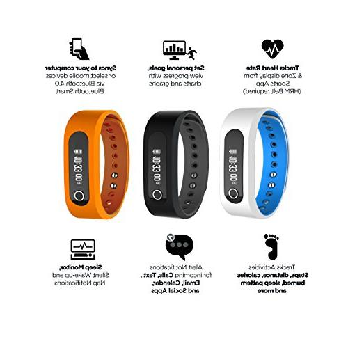 Jarv 4.0 Smart Display, Tracker Smart Notifications for IOS Devices Android