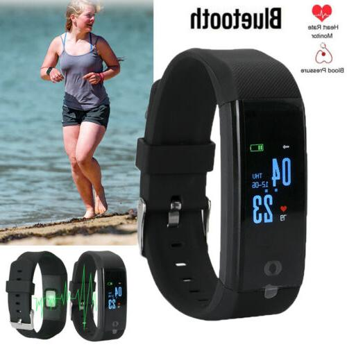 Smart Band Rate Fitness Tracker