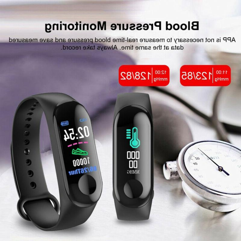 Smart Blood Heart Wristband for