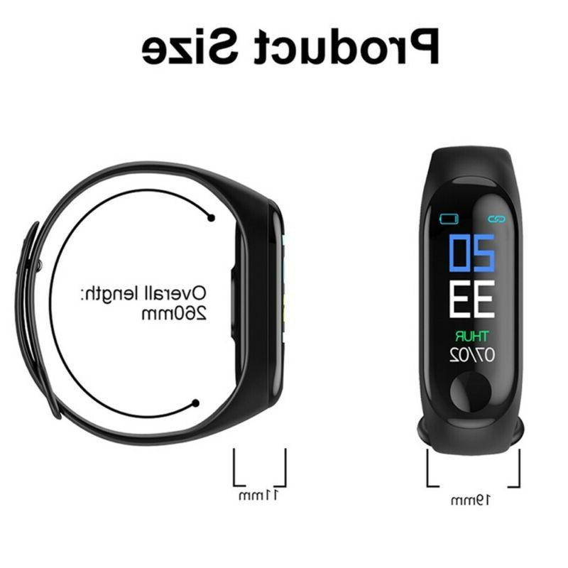 Smart Watch Heart Rate Wristband for