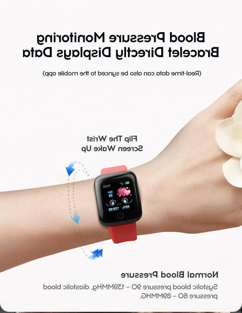 Smart Blood Heart Rate Sport Wrist