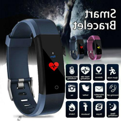 us smart watch blood pressure heart rate