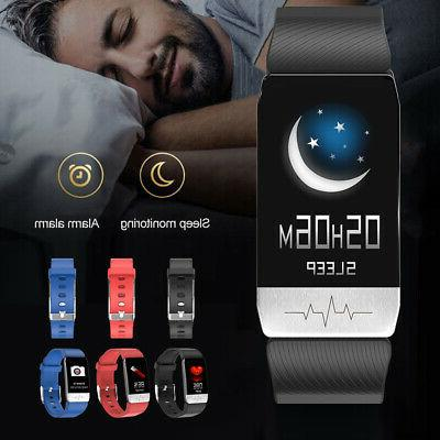 Smart Watch +ECG Oxygen Body