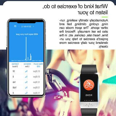 Smart Watch Blood Oxygen Heart Rate