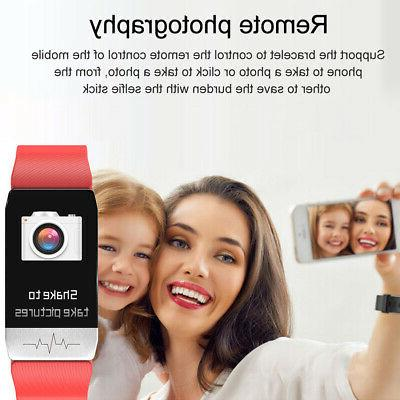 Smart Watch +ECG Blood Oxygen Body Temperature