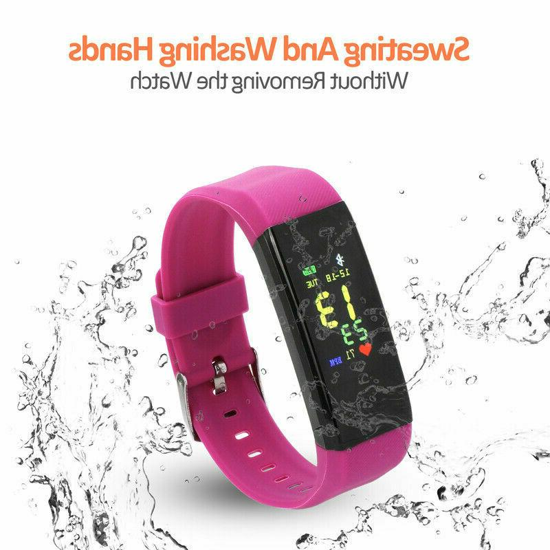 Smart Watch Waterproof Heart Rate Caolorie