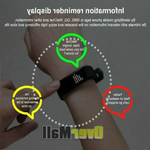 Smart Watch Fit**bit Heart Caolorie