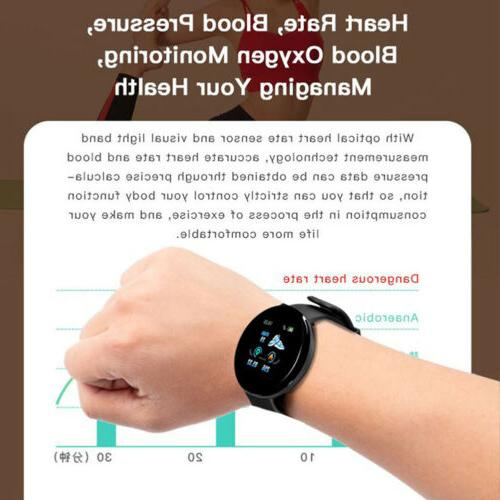 Smart Activity Tracker Rate Monitor