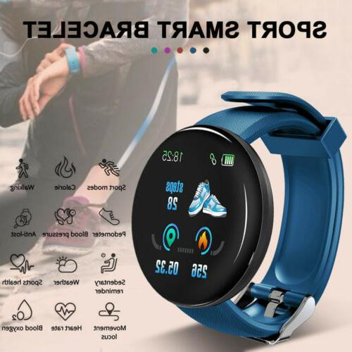 Smart Activity Tracker Heart Rate Monitor For iOS