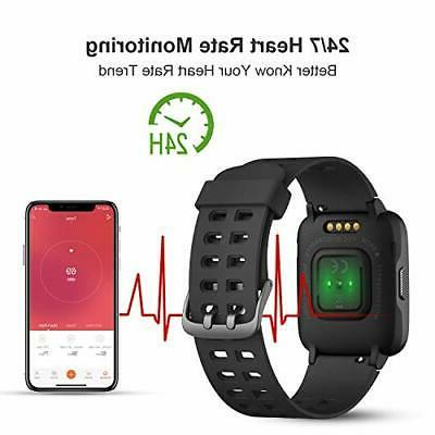 Smart Watch Monitor Activity iPhone Touch