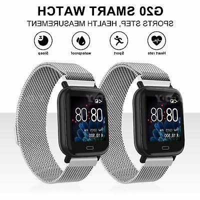 smart watch heart rate monitor fitness activity