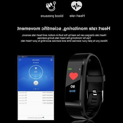 Smart Watch Monitor Blood Pressure