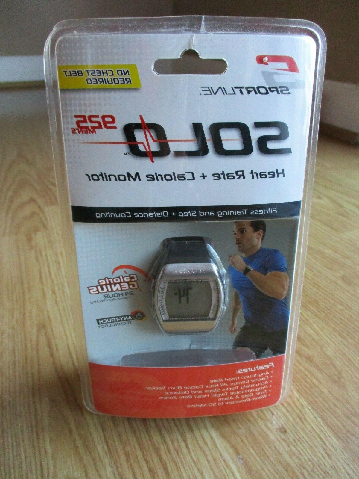 solo 925 heart rate watch