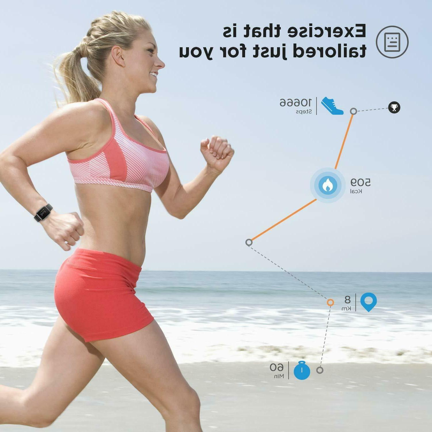 LETSCOM Heart Rate Activity Screen