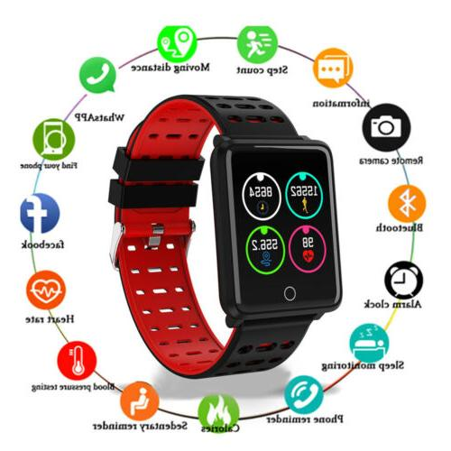 Waterproof Sport Blood Rate Monitor iOS Android