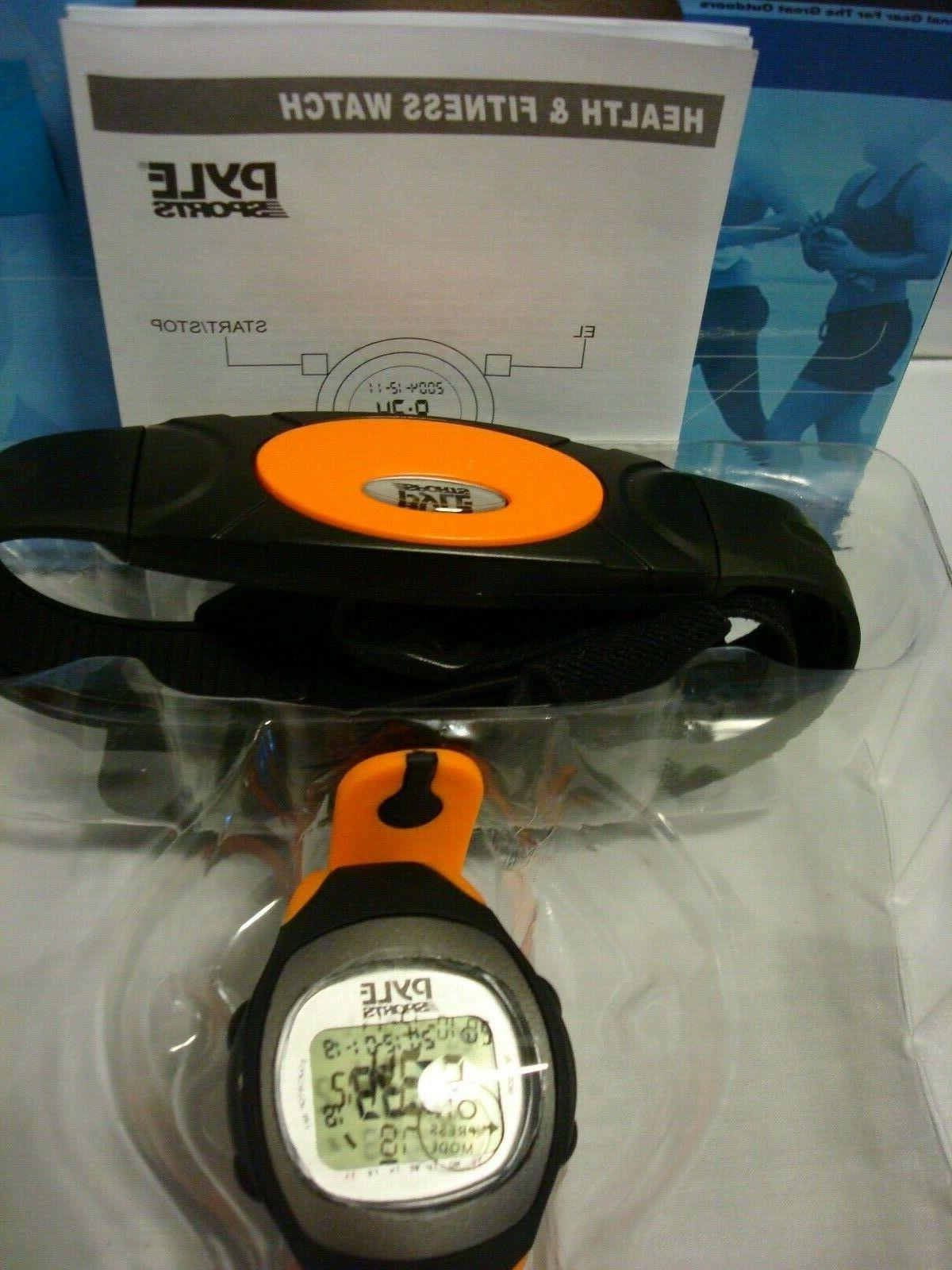 Pyle Sports PHRM34 Heart Rate Watch