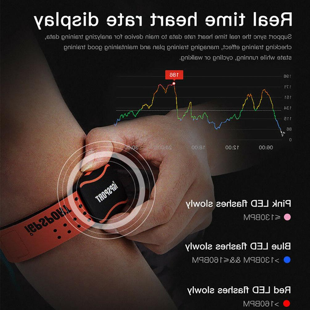 IGPSPORT Heart Rate Band