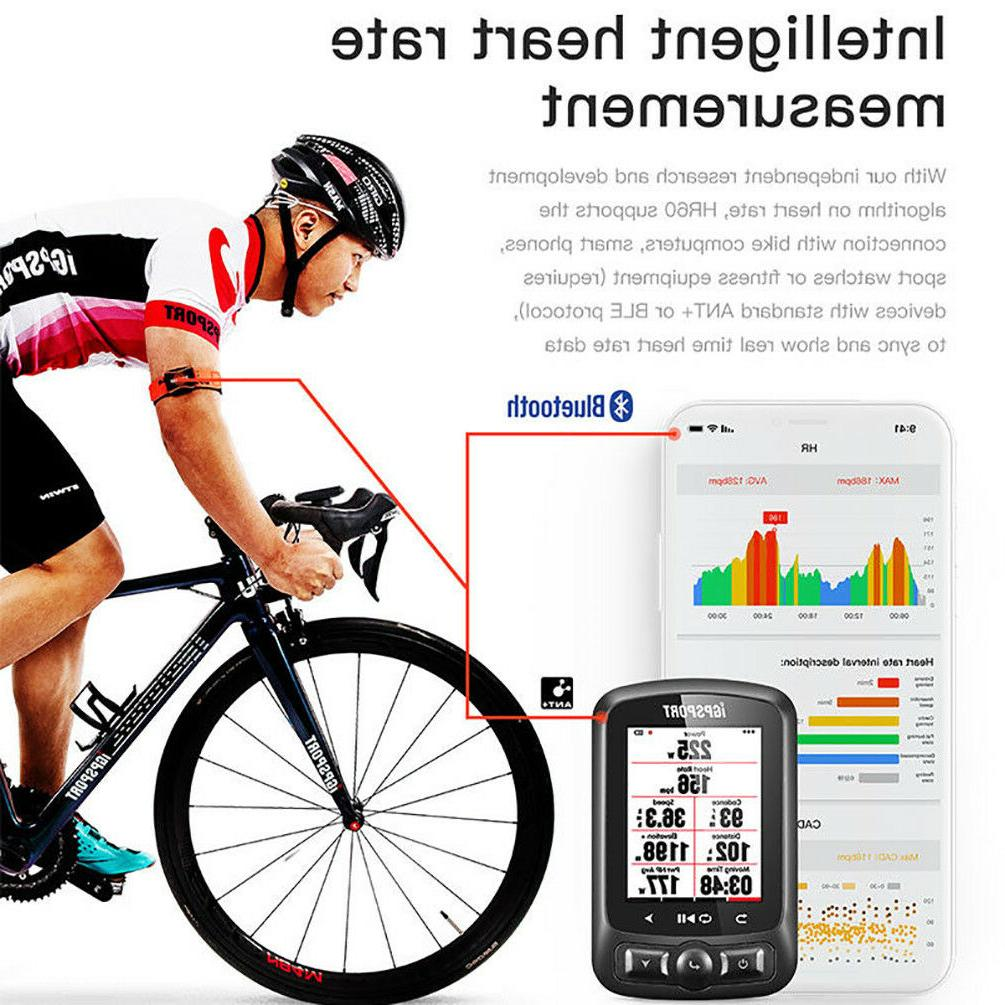 IGPSPORT Sports Rate Band Monitor ANT+ Bluetooth